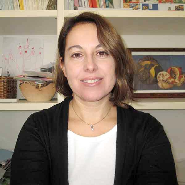 Dottoressa Francesca Fontanesi, psicologa e psicoterapeuta familiare del Centro Palmer