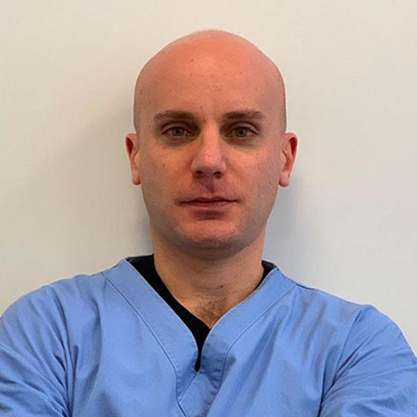 Dott. Luigi Muzii, biologo della riproduzione e responsabile del laboratorio del Centro Palmer