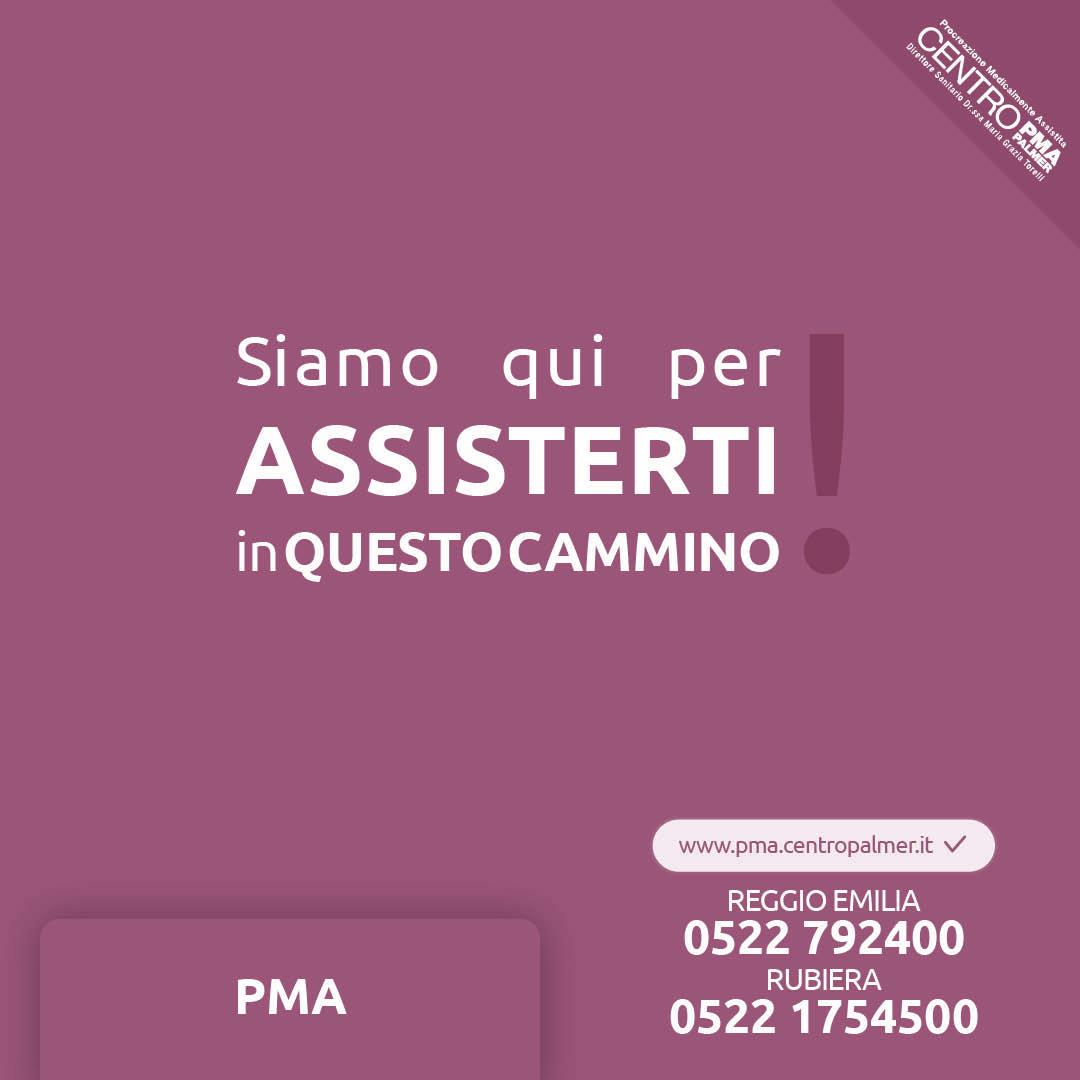 Campagna Donazione Ovociti del Poliambulatorio Privato Centro PMA Palmer a Reggio Emilia e Rubiera. post 4